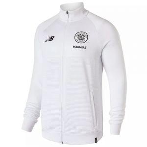 New Balance Celtic Elite Training Walk Out Jacket