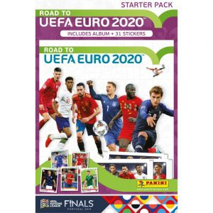 2020 Road to Euro Starter Pack