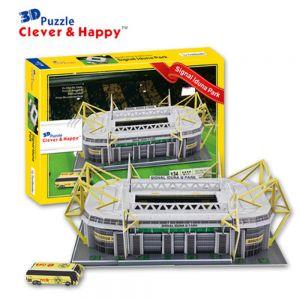 Signal Iduna Park 3D Stadium Puzzle