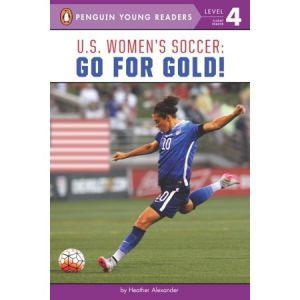 US Women's Soccer: Go for Gold