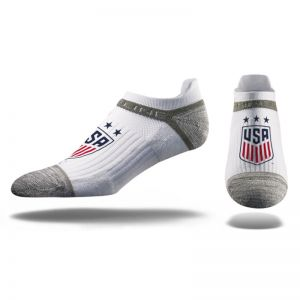 Strideline USWNT No-Show Sock
