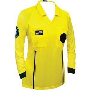 Official Sports Women's USSF CW Long Sleeve Ref Jersey